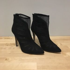 Zara Shoes - Mesh Booties